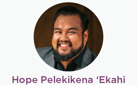 Hope Pelekikena 'Ekahi