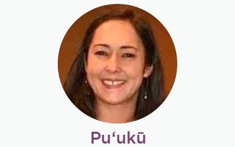Puʻukū Misti Pali-Oriol