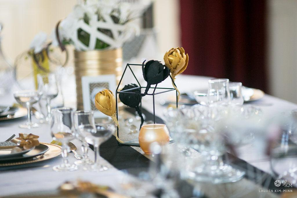 Mariage Ambiance Gatsby Art Dco Kamelion Couture