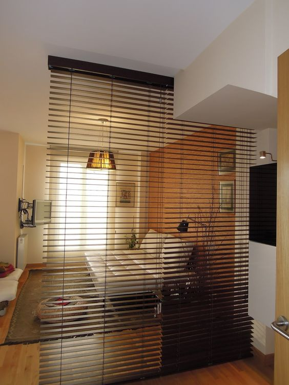 room divider blinds