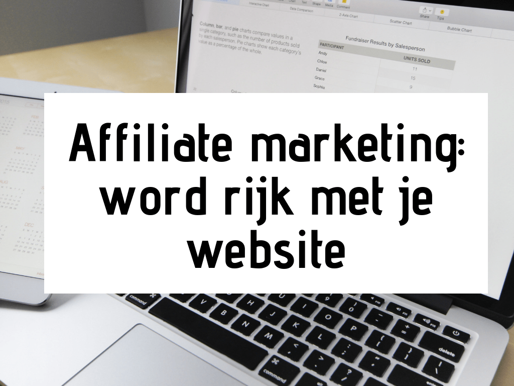 kamerverhuur affiliate marketing