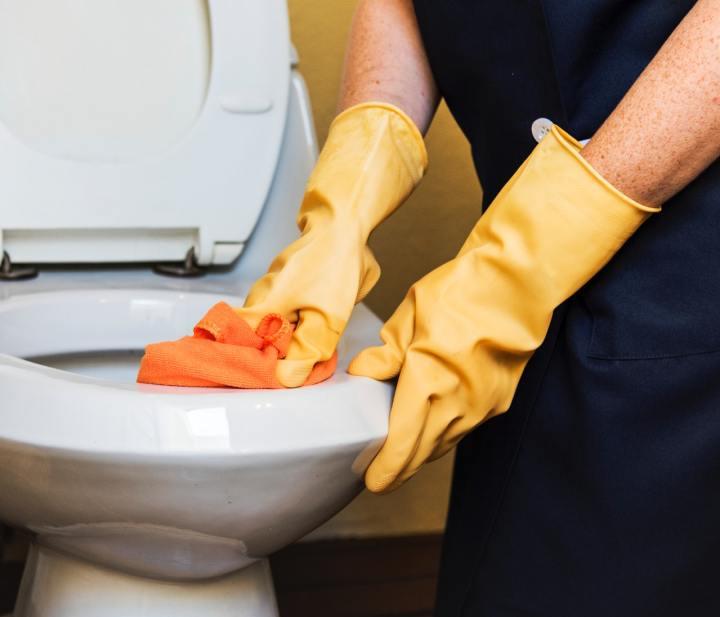 schoonmaaktips voor studentenhuis