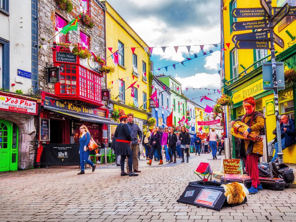 Galway culturele hoofdstad