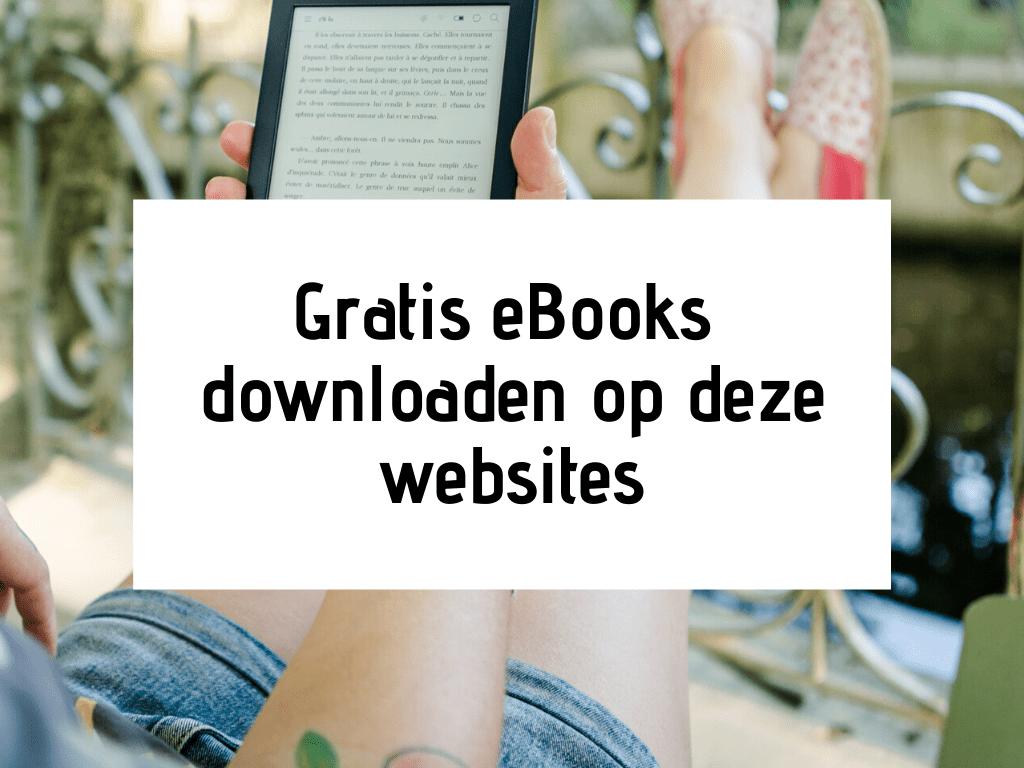 gratis ebooks downloaden