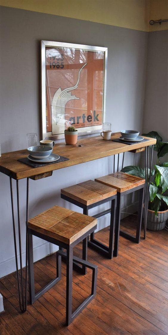 keukentafel voor klein huis