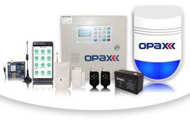 Opax kablosuz alarm