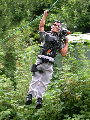 Action Man to the rescue!