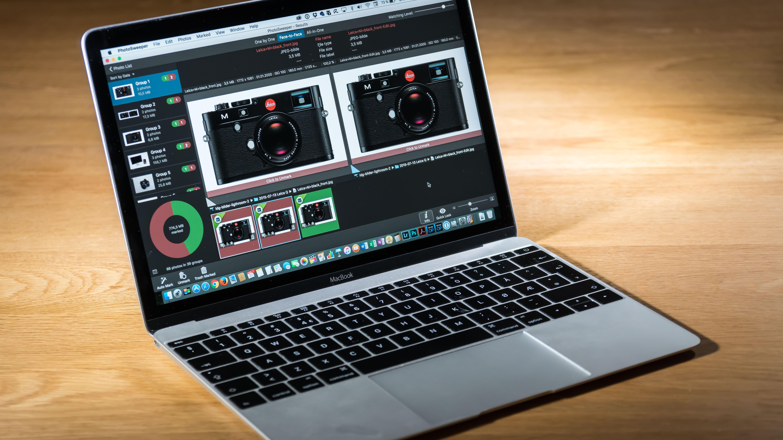 PhotoSweeper MacBook