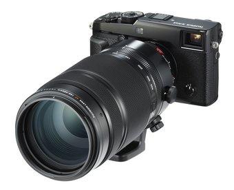 EISA-prisvinner: Fujinon XF 100-400mm F4.5-5.6 R LM OIS WR. (Foto: Fujifilm)