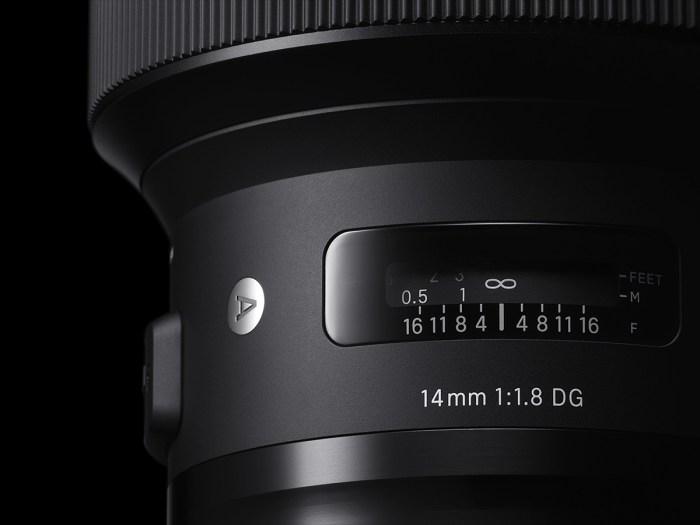 Sigma 14mm F1.8 DG HSM A