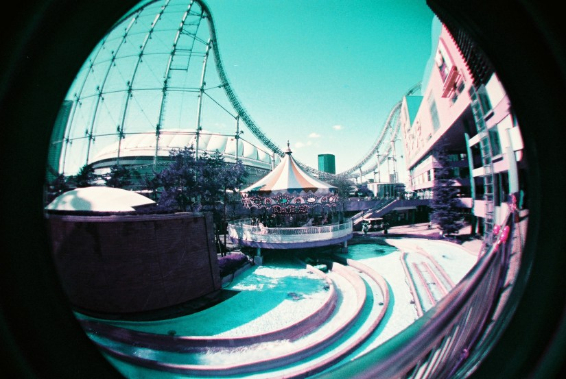 Lomography Fisheye No. 2 Caspian