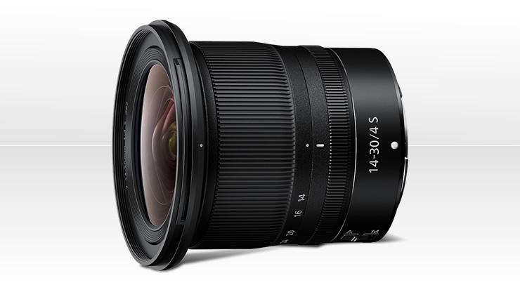 Nikon NIKKOR Z 14-30mm f:4 S