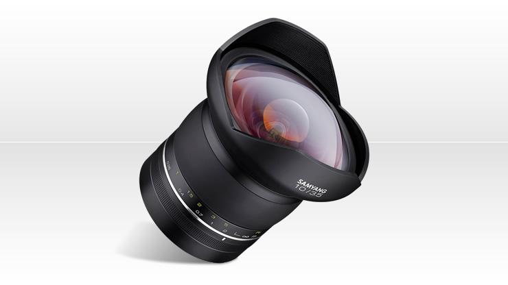 Samyang XP 10mm f3.5