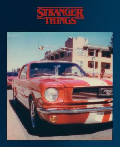 Polaroid Originals OneStep2 Stranger Things Edition