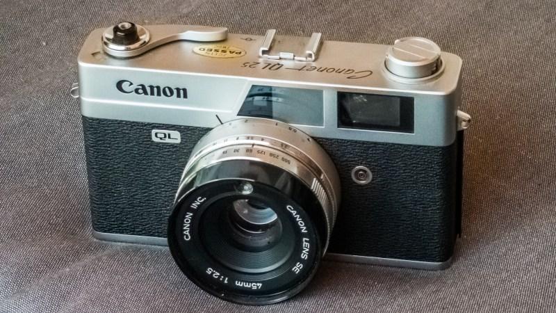 Canon Canonet QL25