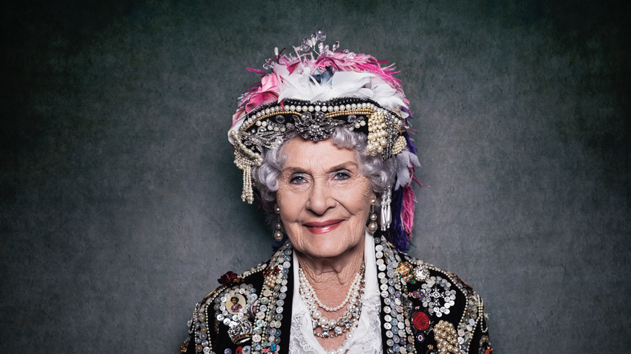 Being British – The Pearly Queen Phyllis Bradbent (7 of 1)_v2_RGB