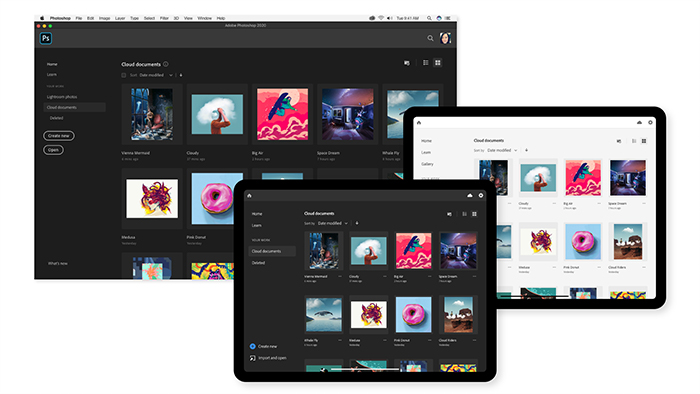 Photoshop for Adobe
