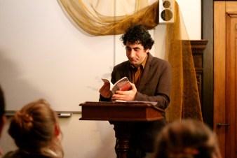 Baban Kirkuki - reading touching, funny, emotional en beautiful poems