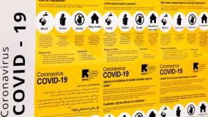 Image of Covid-10 Precautions