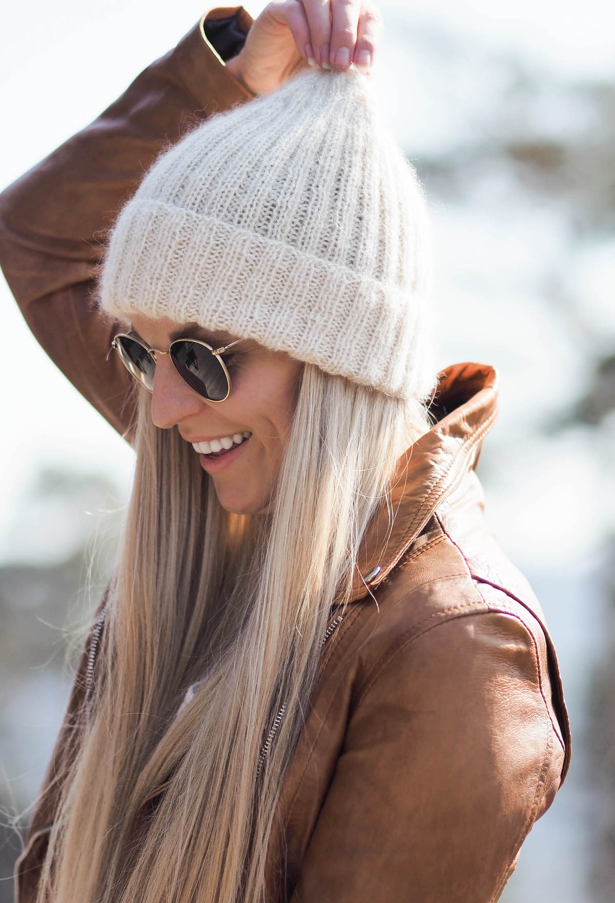 the hipster hat