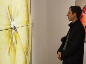 Kamille Saabre Vabaduse galeriis