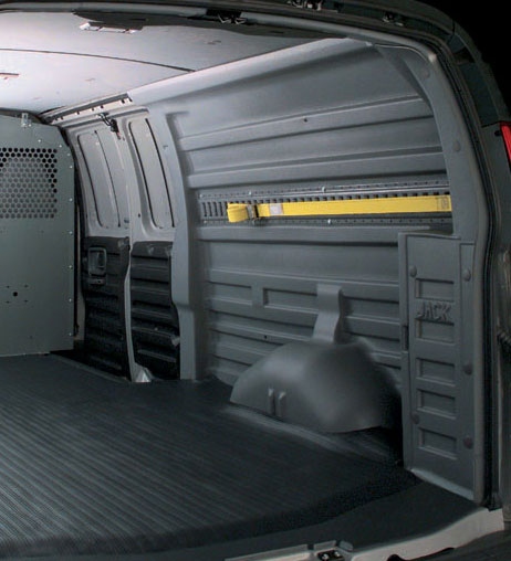 Van Interior Liners Kaminski And Sons Truck Equipment