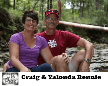 Craig and Yalonda Rennie