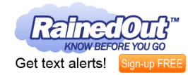 Rainedout logo