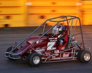 2014 Short track shootout - new driver Wyatt