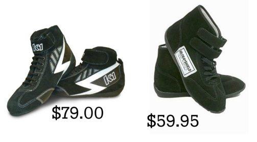 Race shoes