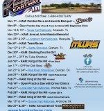 KAM announces our 2014/2015 Winter Schedule
