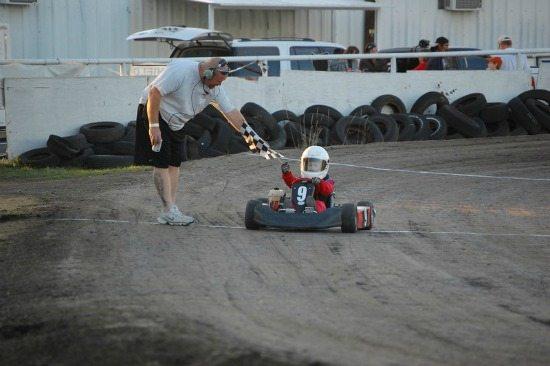 Kid Kart days