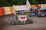 Shane Marquez, Jr. in Animal Class at KAM Kartway