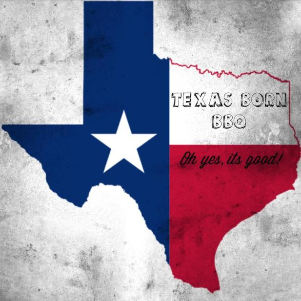 Texas Born BBQ Logo