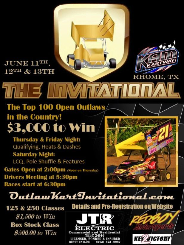 The Outlaw Kart Invitational