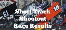 Short Track shootout race results