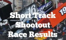 2017 Short Track Shootout Race Results