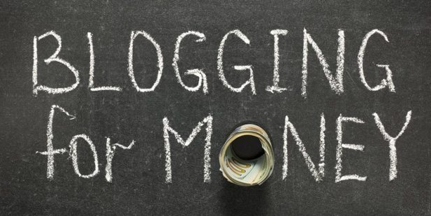 make some money from your blog