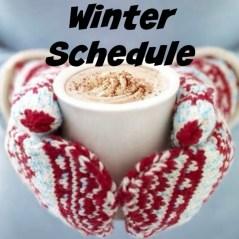 Winter Schedule at KAM Kartway