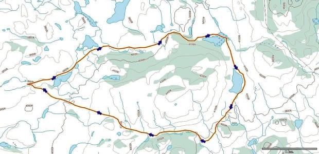 Hamilton Corrals Loop 2