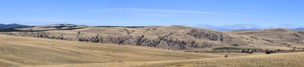 mount hamilton view north