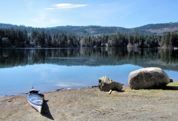 Heffley Lake Paddle 001r