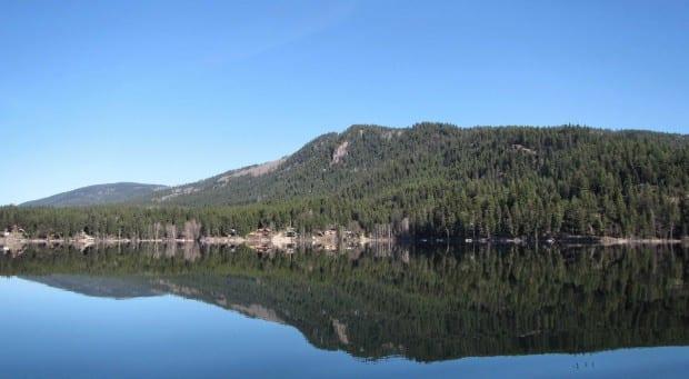 Heffley Lake Paddle 012r