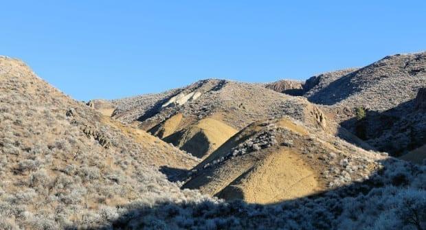 the lower Mara trail