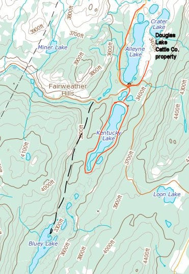 kentucky lakes routes