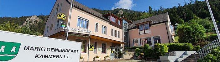 Gemeindeamt Marktgemeinde Kammern