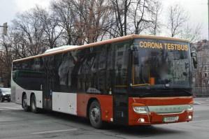 Corona Testbus