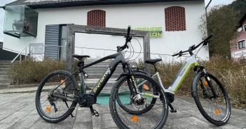 E-Bikes 2021