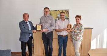 Eröffnung der BHE Engineering GmbH in Mochl