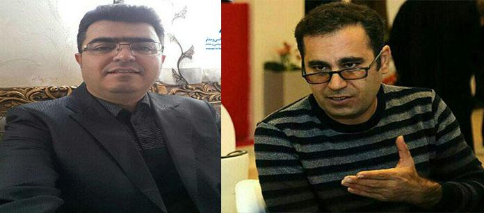 اسماعیل عبدی و محمد حبیبی